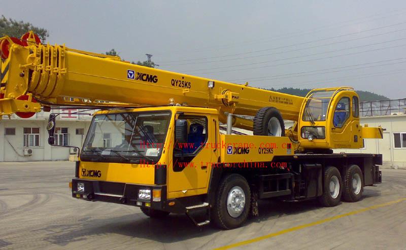 charge utile de grue de camion charge utile qy25k5 1 25 tonnes charge utile de grue de camion. Black Bedroom Furniture Sets. Home Design Ideas