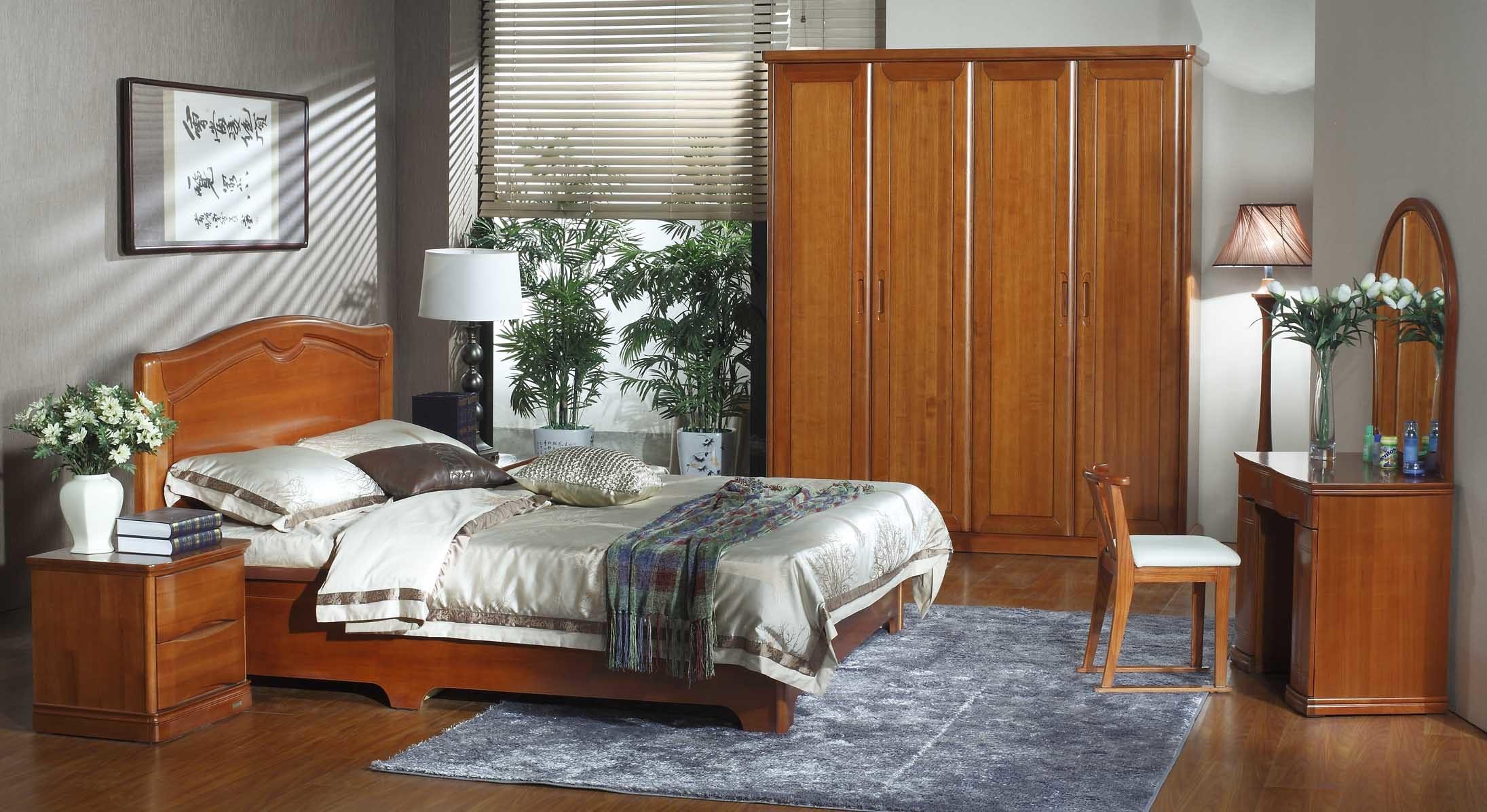 침실 가구 (SD04) – 침실 가구 (SD04)에 의해 제공Hebei Bluebird Furniture ...