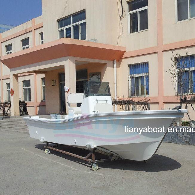 liya bateau de p che en fibre de verre frp boat panga. Black Bedroom Furniture Sets. Home Design Ideas