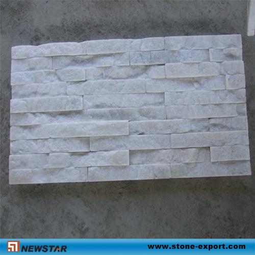 pierre blanche pure de rev tement de mur de quartz pierre blanche pure de rev tement de mur de. Black Bedroom Furniture Sets. Home Design Ideas