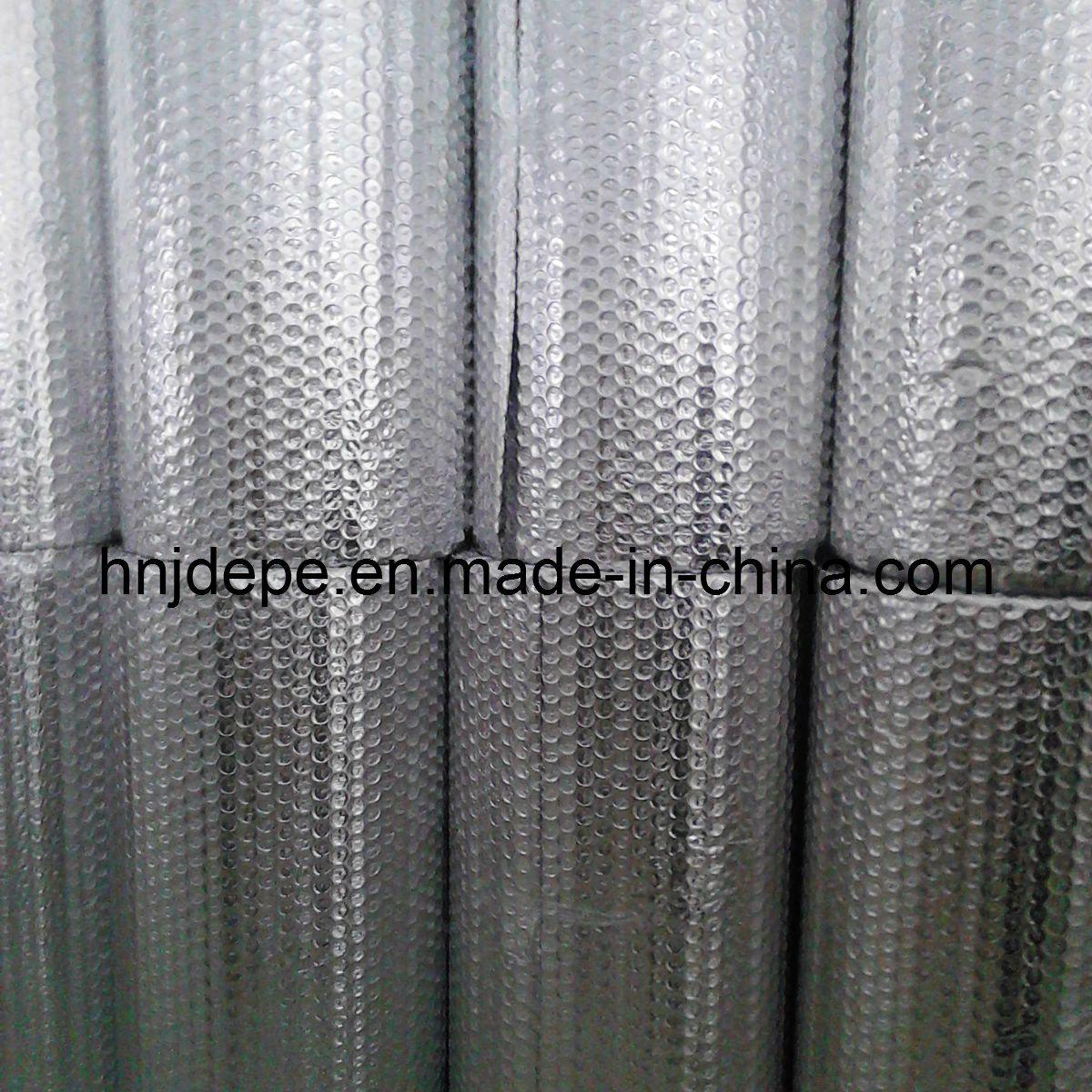 bruit de bulle de papier d 39 aluminium et isolation thermique jdac03 bruit de bulle de papier d. Black Bedroom Furniture Sets. Home Design Ideas