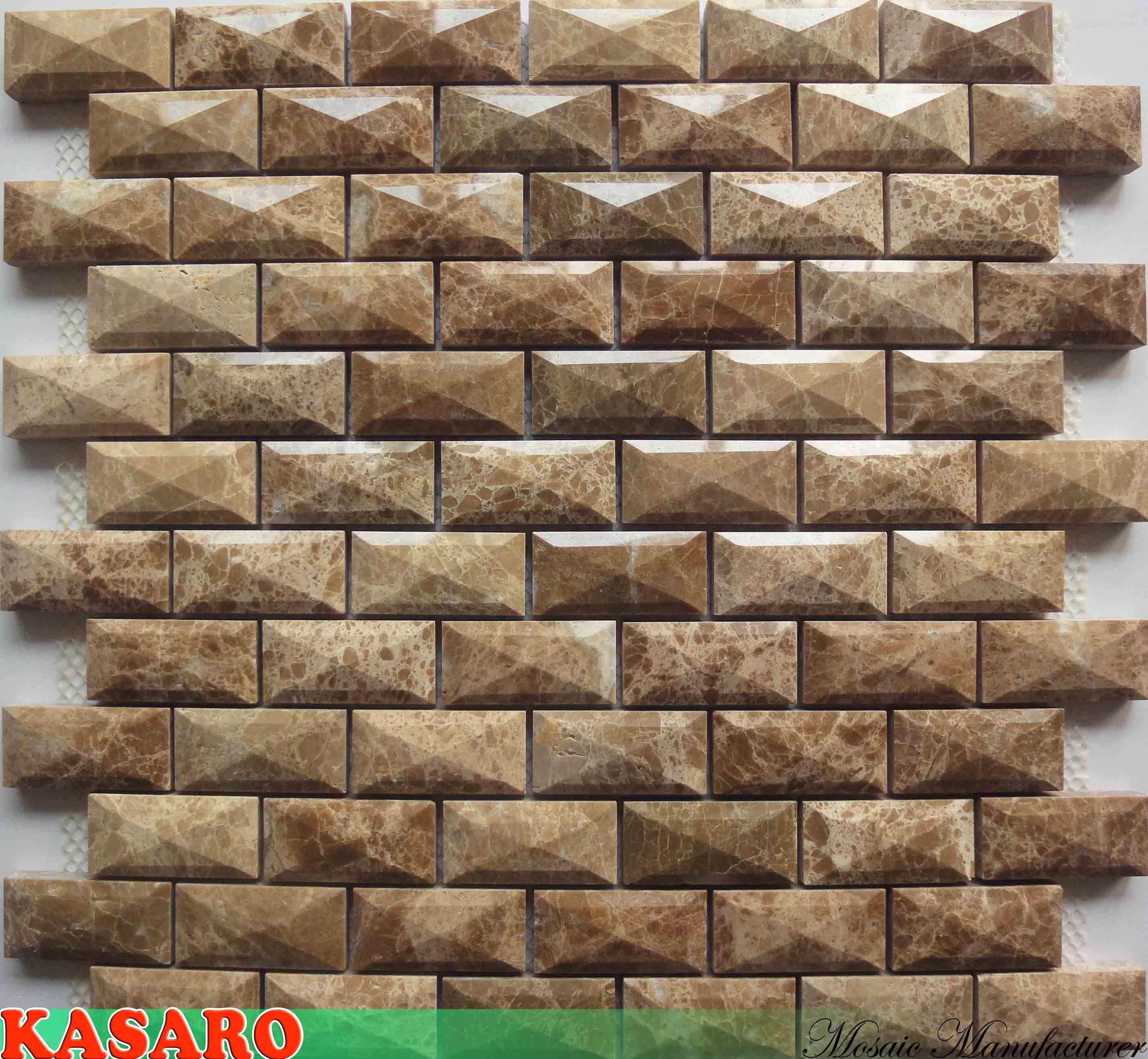Azulejos De Piedra Del Subterr Neo Del Mosaico Piedra De