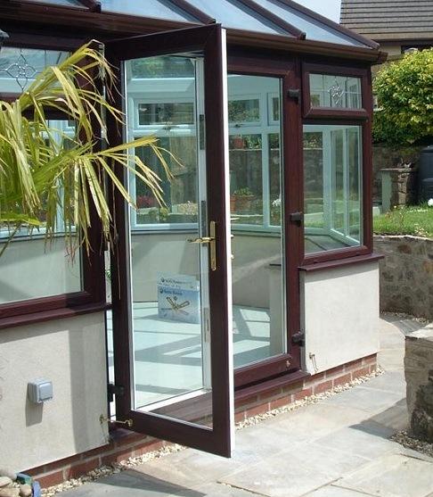 Puerta francesa de aluminio del patio puerta francesa de for Precio de puertas francesas