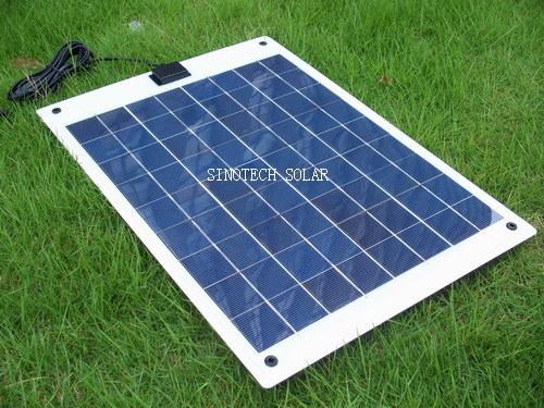 panneau solaire 12v marin semi flexible 5w 40w sts 1133 panneau solaire 12v marin semi. Black Bedroom Furniture Sets. Home Design Ideas