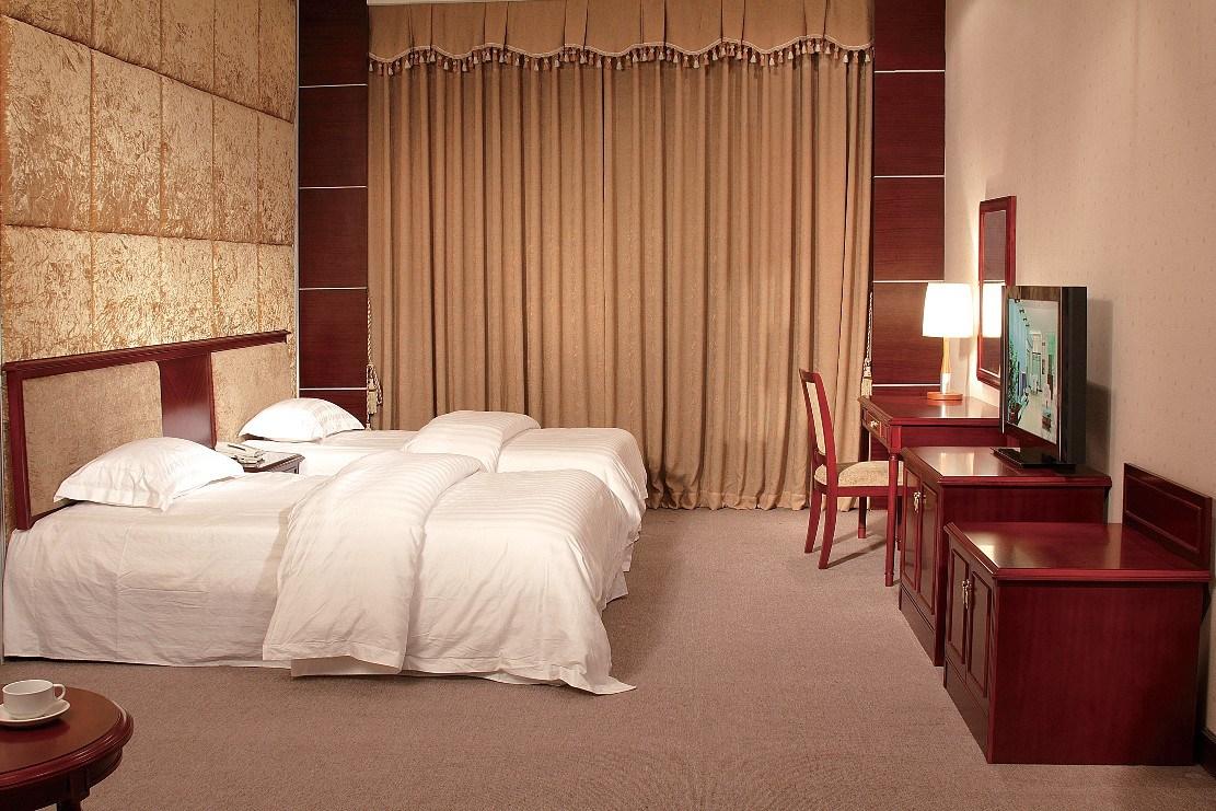 Meubles 2014 de chambre à coucher de modèle de meubles d'hôtel (zh ...