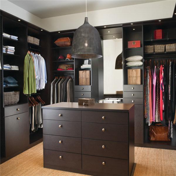 Muebles de vestidor espacio y capacidad mueble vestidor - Armarios de lujo ...