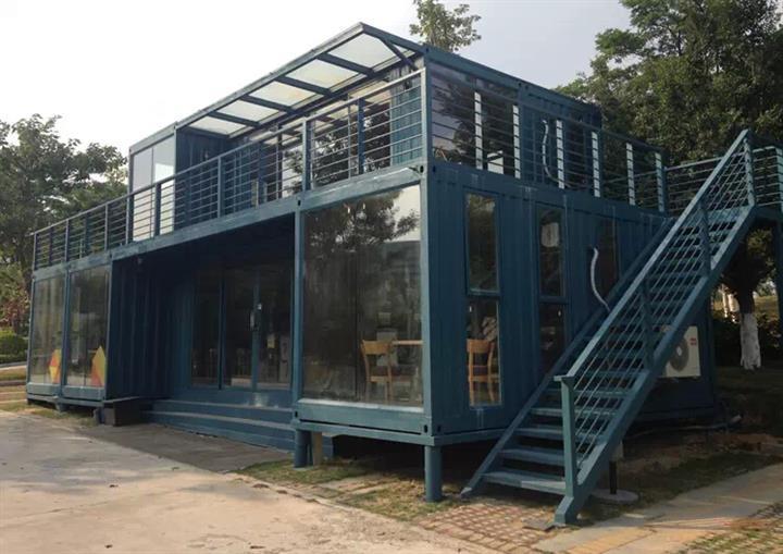 Chambre De Conteneur Pour L 39 Appartement Moderne D 39 H Tel De