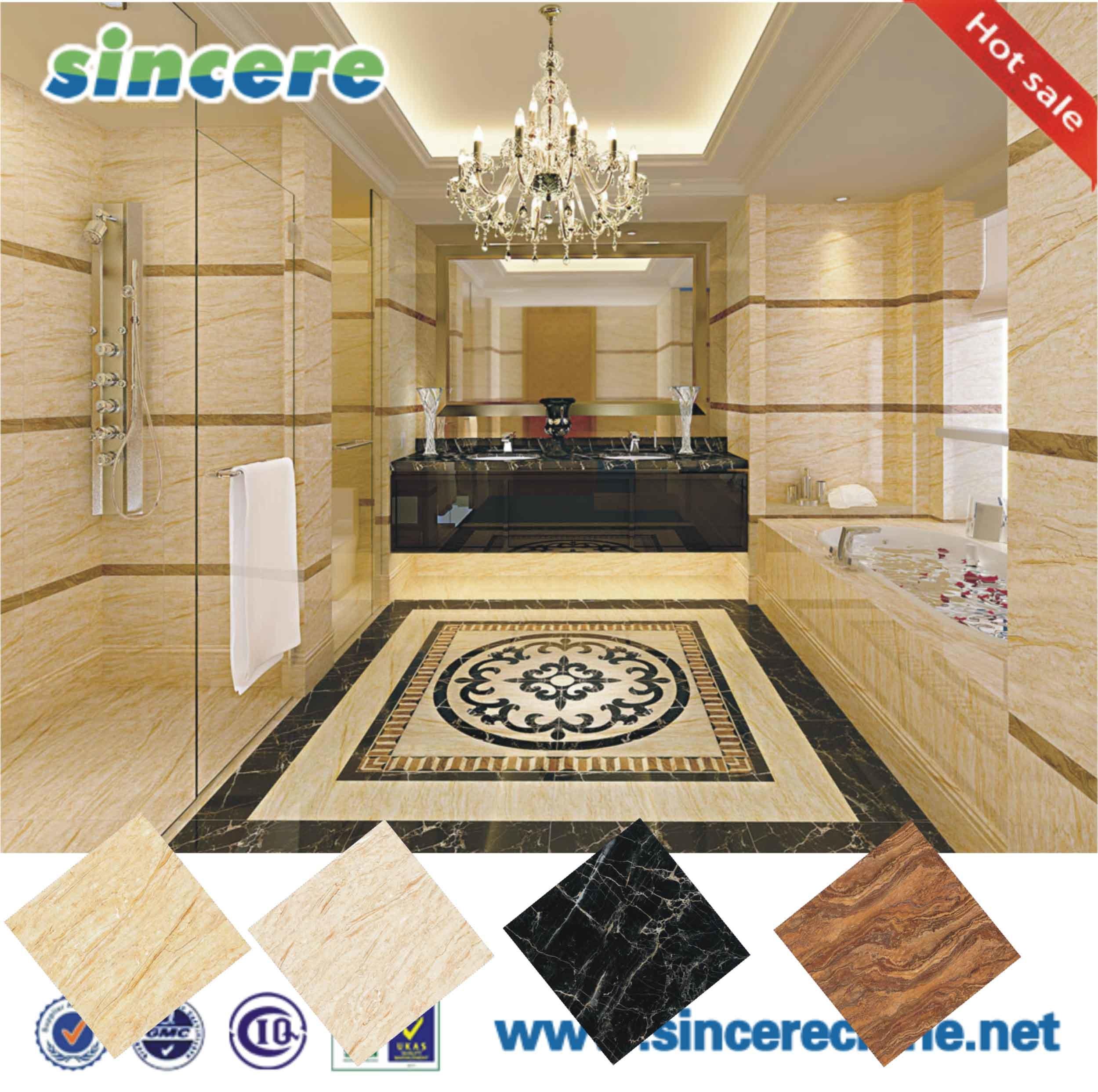 Cer mica de cuarto de ba o impermeable azulejo de la pared for Ceramica para cuartos