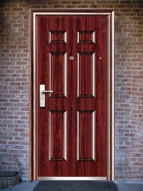 металлическая дверь сталь