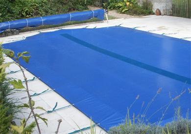 Cubierta de lona de pvc para piscina cubierta de lona de for Cubiertas de lona para piscinas