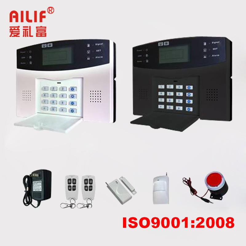 Sistema di allarme senza fili della manopola di for Calcolatore del prezzo della costruzione domestica