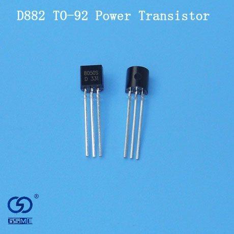 Transistor de puissance d882 transistor de puissance for Le transistor