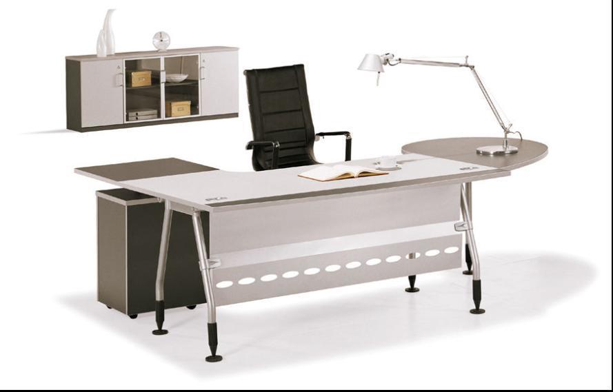 Escritorio de oficina moderno escritorio de oficina for Lista de muebles de oficina
