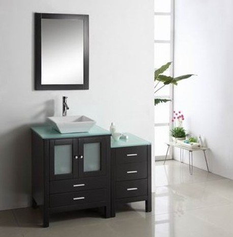 Bathroom moderno cabinets para home furniture x 067 for Gabinetes modernos