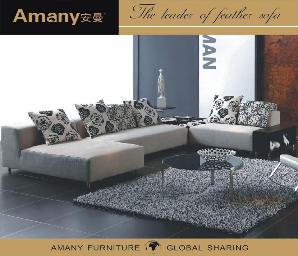 Sofa arabe de meubles de salle de séjour de modèle (A308) –Sofa ...