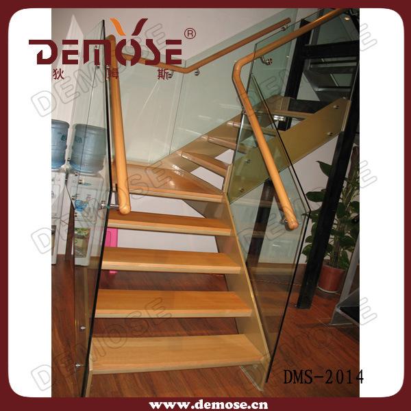 Cubierta de cristal de acero de la escalera dms 2001 - Cubierta de cristal ...