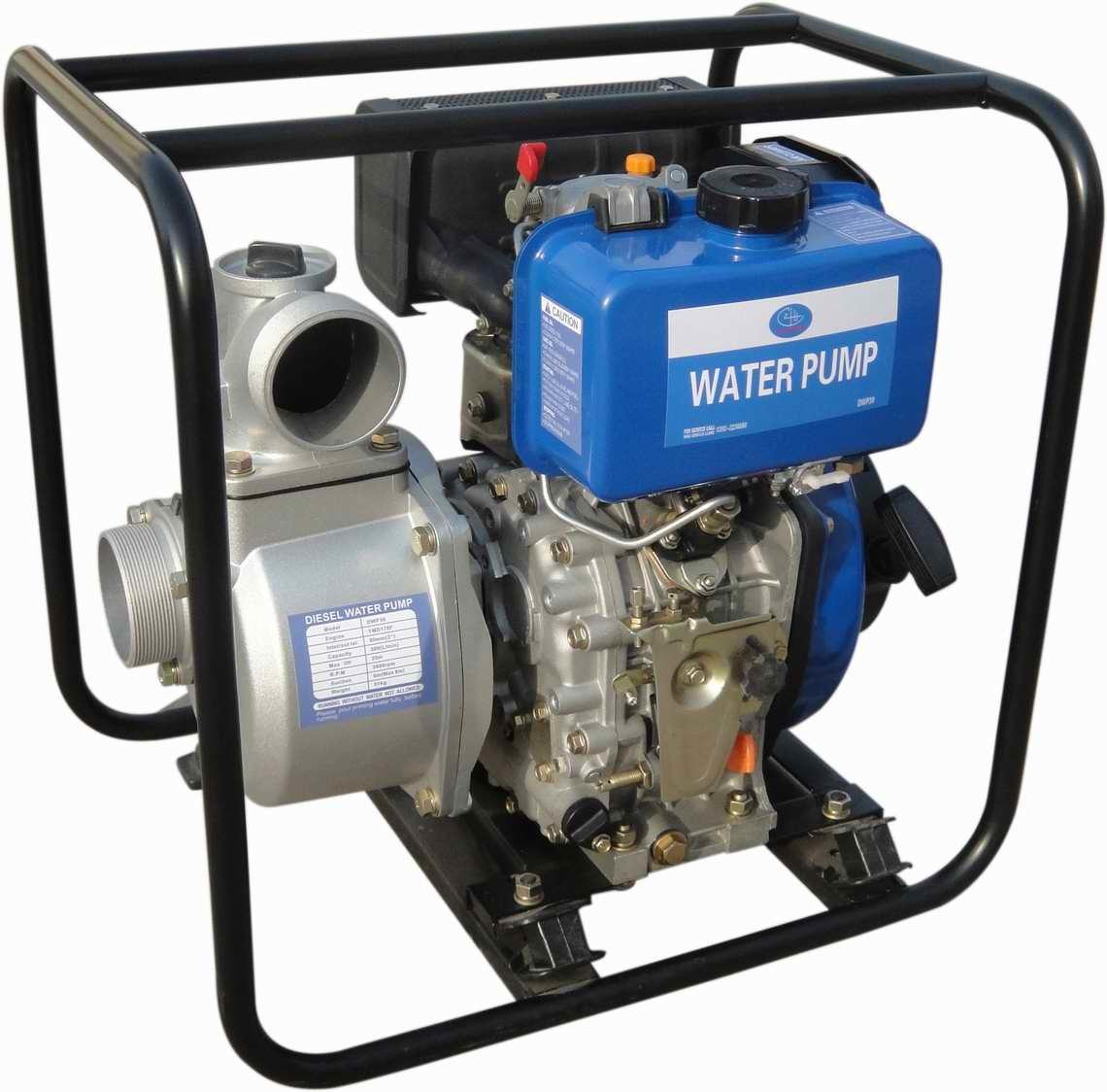 Bomba De Agua Diesel Para La Irrigaci N 4 Pulgadas