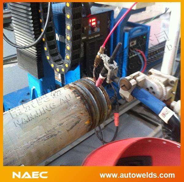 machine pipe