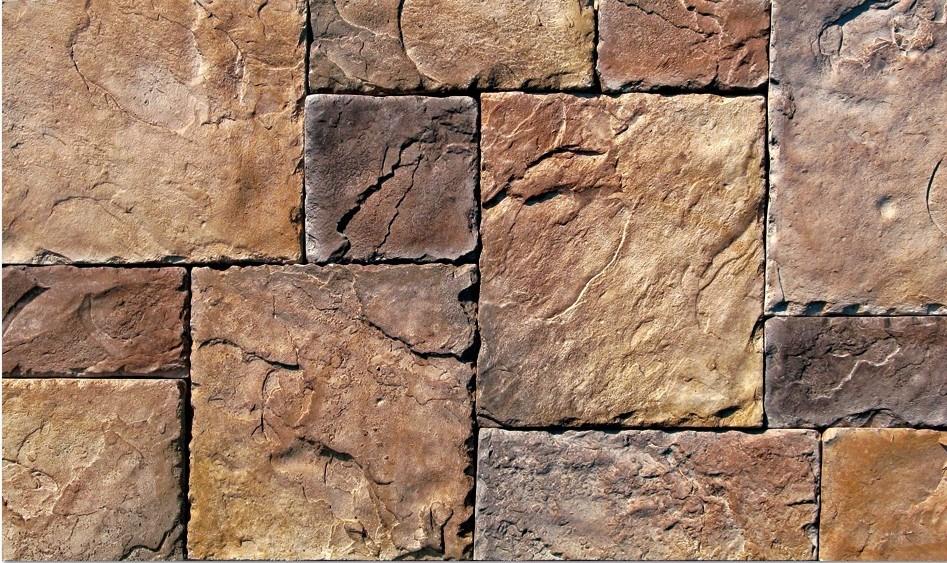 Piedra oxidada de la cultura del castillo de la piedra de - Piedra pizarra oxidada ...