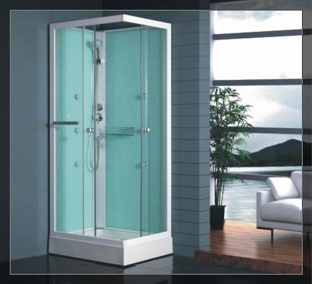Cabina mjy 8073 del sitio de ducha de squae peque a mini - Cabina de ducha ...