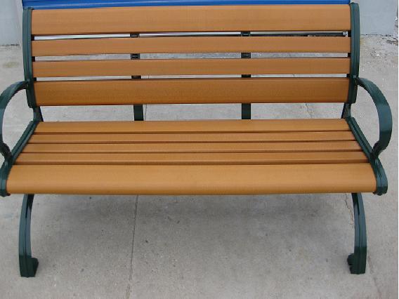 Silla de jard n banco de parque silla al aire libre for Sillas para parques