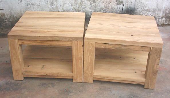 Como hacer una mesa de centro de madera reciclada imagui for Construir mesa de madera
