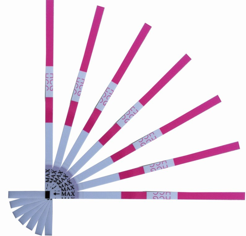 30 pruebas por kit TIRAS REACTIVAS PARA VIH 1/2