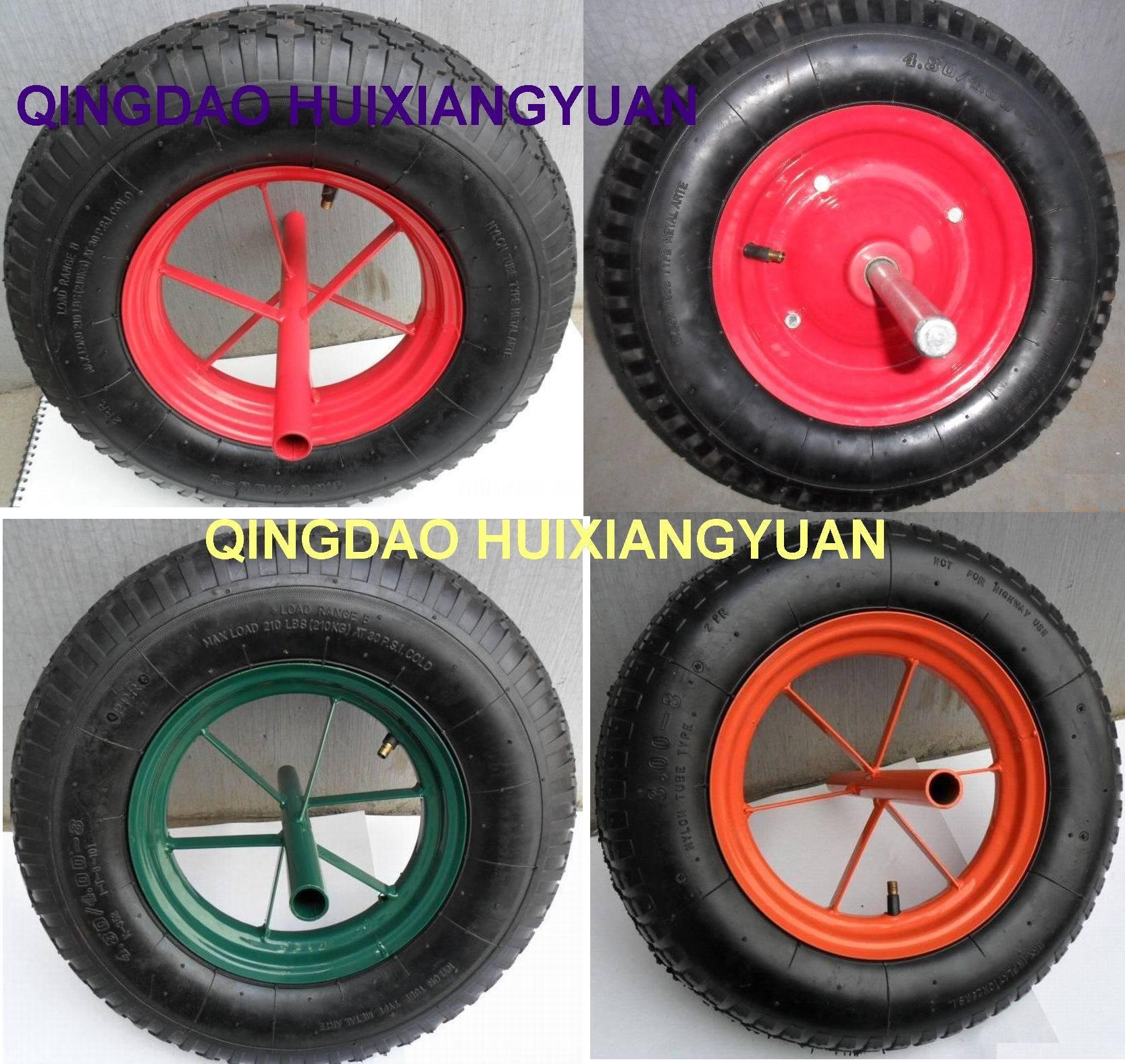 Foto de rueda neum tica de la carretilla de wheel rubber - Ruedas de carretillas ...