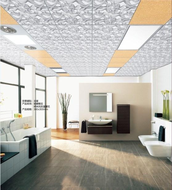 Techo falso de aluminio decorativo del panel de techo del - Falso techo decorativo ...