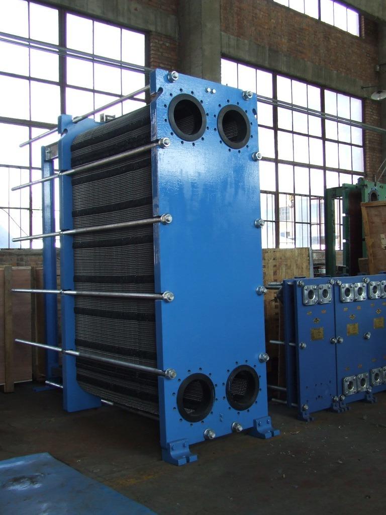 промышленое оборудование для промывки теплообменников