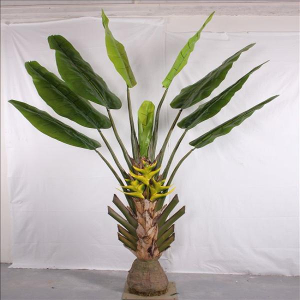 bananier d coratif de mod le de strelitziaceae d 39 arbre artificiel noble de bonzaies bananier. Black Bedroom Furniture Sets. Home Design Ideas