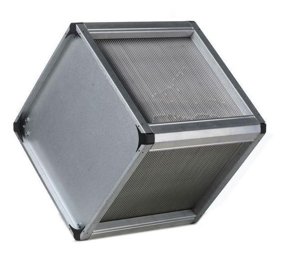 changeur de chaleur sensible air air de plat flux d 39 air en travers hbs zf 250 1600. Black Bedroom Furniture Sets. Home Design Ideas