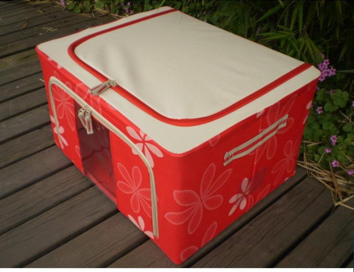 Caja de almacenaje de la tela de la caja de almacenaje del - Caja de almacenaje ...