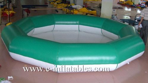 Ma piscine devient verte