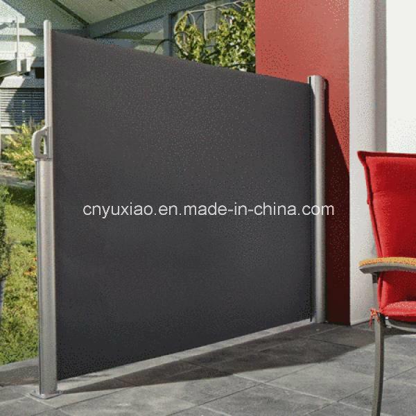 seitliche markise. Black Bedroom Furniture Sets. Home Design Ideas