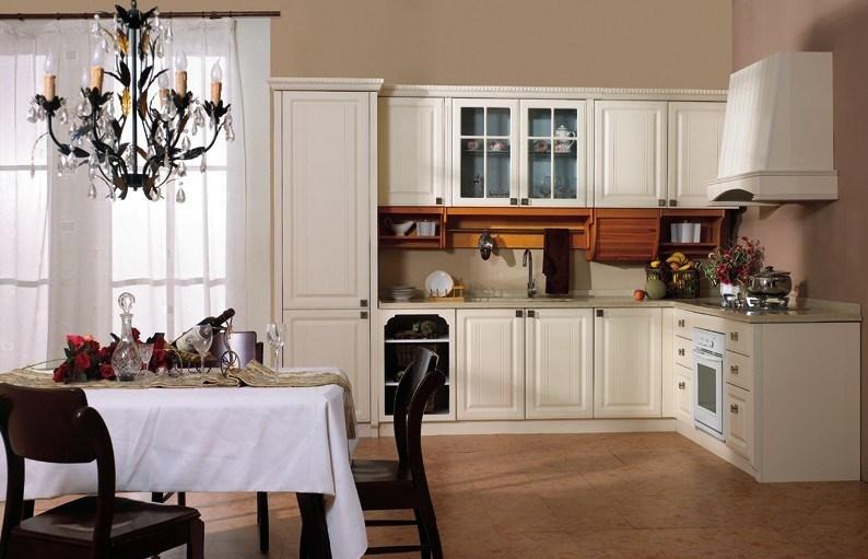 Gabinete de cocina del pvc de la alta calidad tivoli 002a for Gabinetes de cocina en mdf