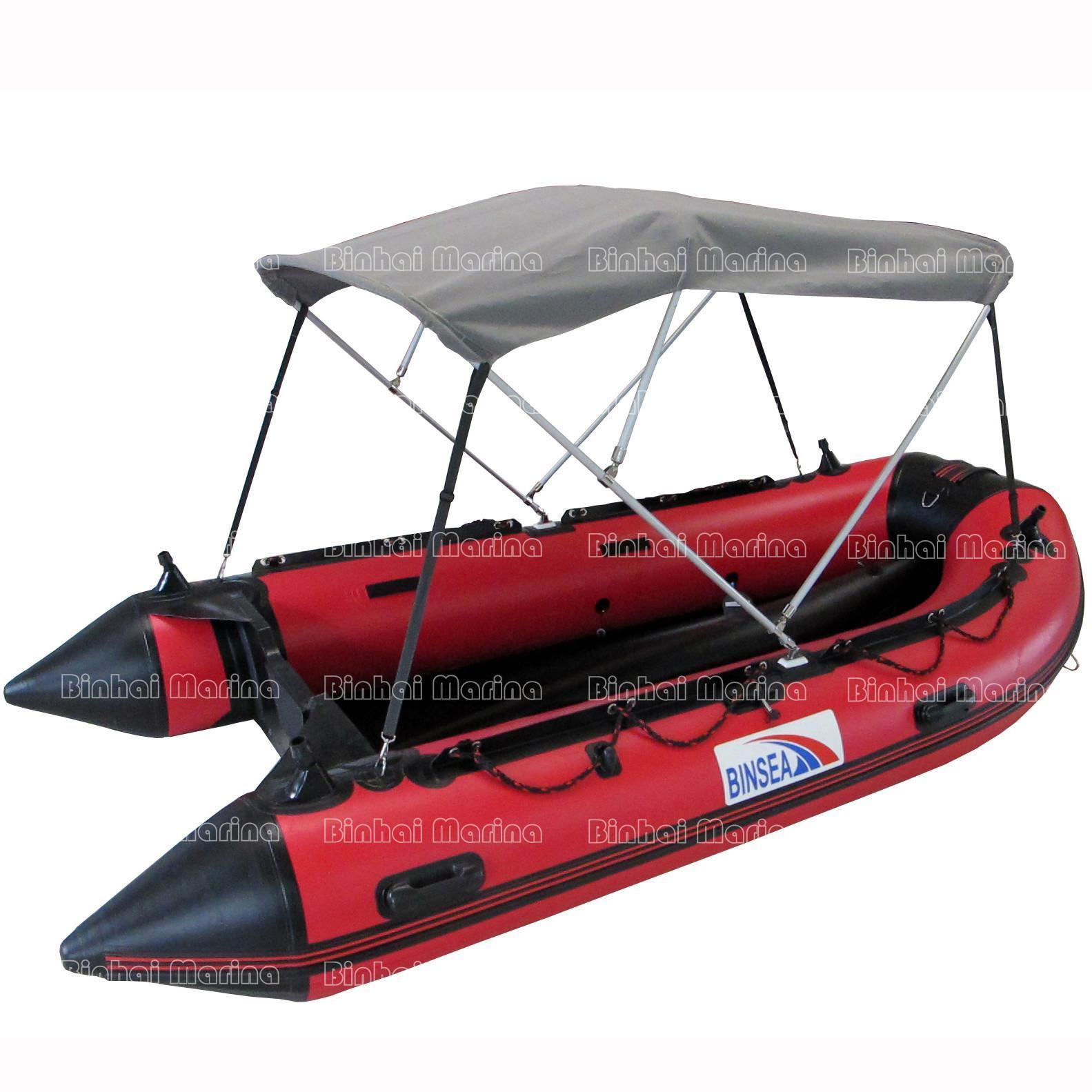 bateau pvc ou bateau de p che gonflable de hypalon bh e450 bateau pvc ou bateau. Black Bedroom Furniture Sets. Home Design Ideas