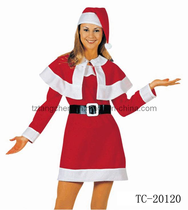 trajes de la navidad del fieltro tc 20120 trajes de la