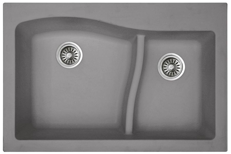 Fregadero compuesto del granito de los fregaderos de cocina de los fregaderos de cocina del - Fregadero de granito ...