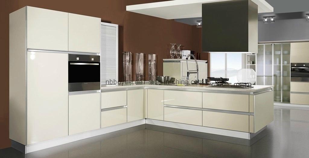 Unidade contemporânea Bel208 da tevê da laca revestimento brancopreto de Ma # Armario De Cozinha Bel Air