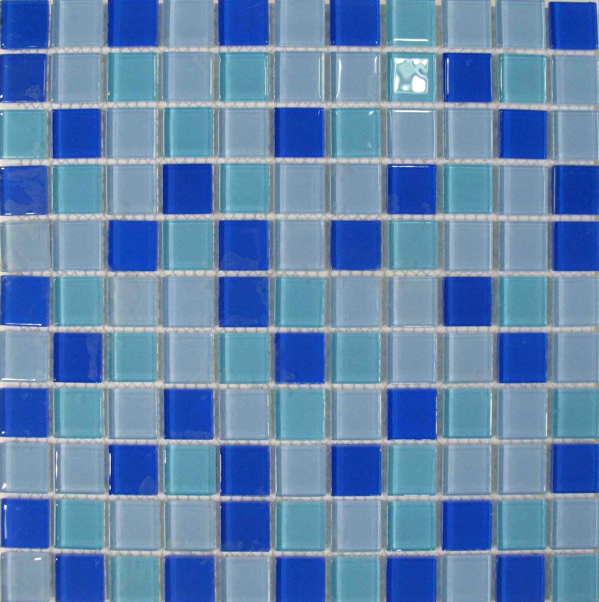 Azulejos Baño Vidrio: azulejo de mosaico del cuarto de baño, vidrio del azulejo de mosaico