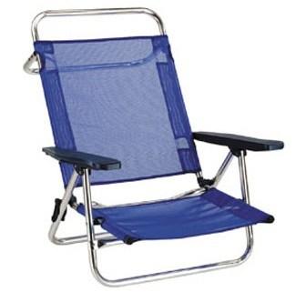 Aluminum manufacturer bing for Chaise de plage
