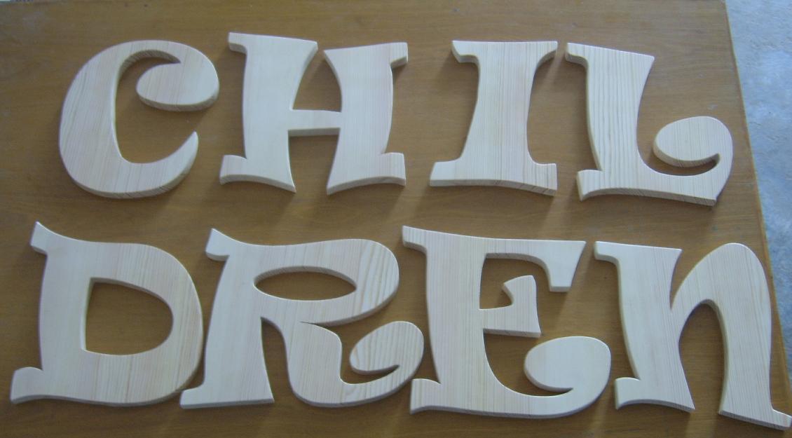 Letras de madera wm2311 letras de madera wm2311 - Letras en madera ...