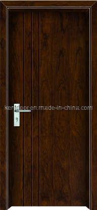 Puerta de madera rasante para el dormitorio w9116 for Puertas para dormitorios