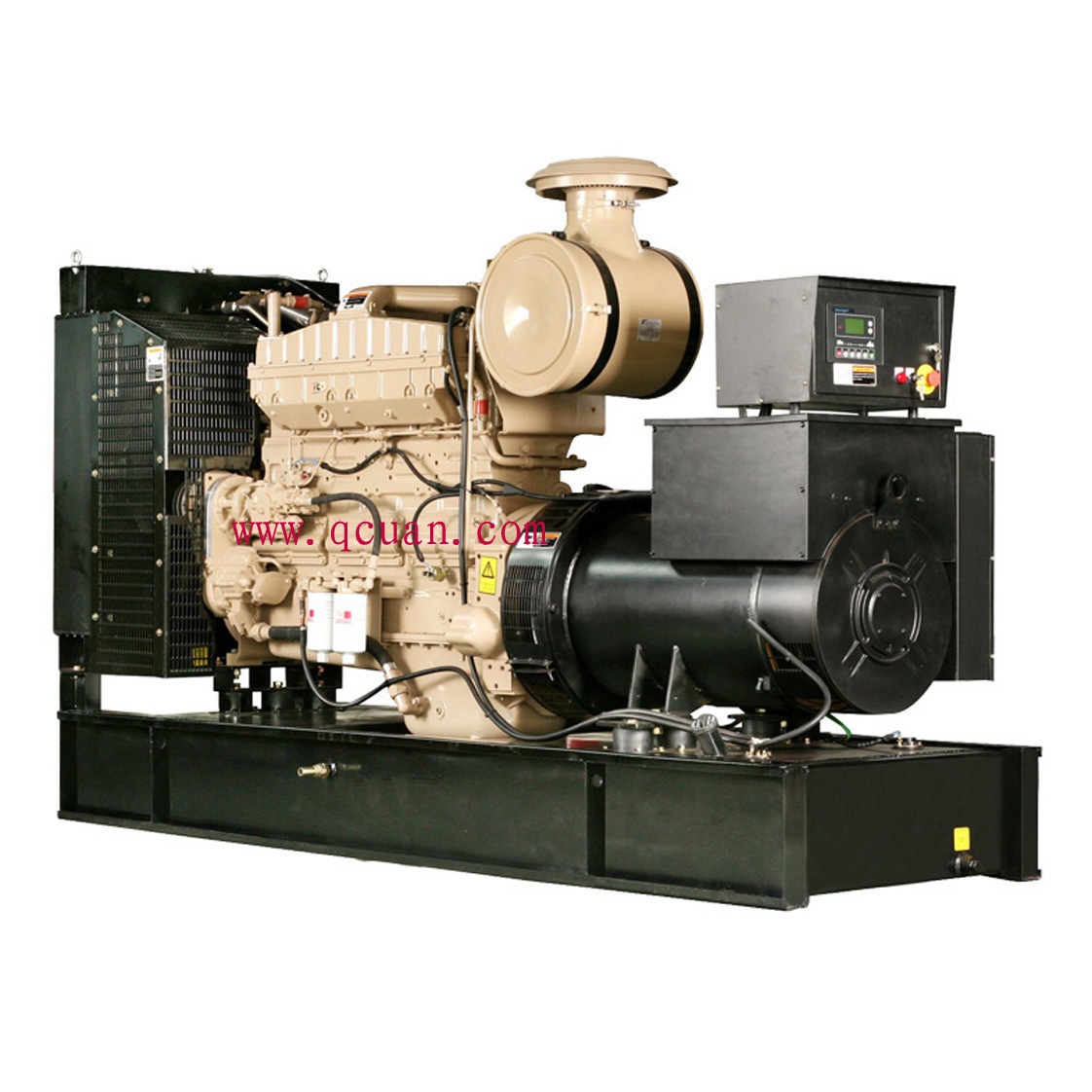 Groupes lectrog nes diesel de 330kva 260kw cummins nta855 g2 groupes lec - Groupe electrogene triphase diesel 10 kw ...