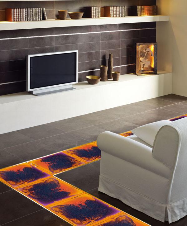 Azulejos de piso l quidos de entarimado del color for Proveedores de azulejos