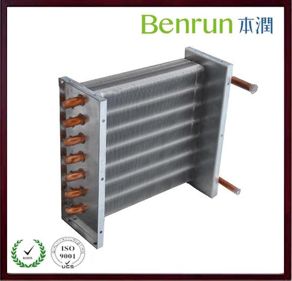Evaporatore di alluminio del tubo di rame dell 39 aletta per for Miglior isolamento del tubo di rame