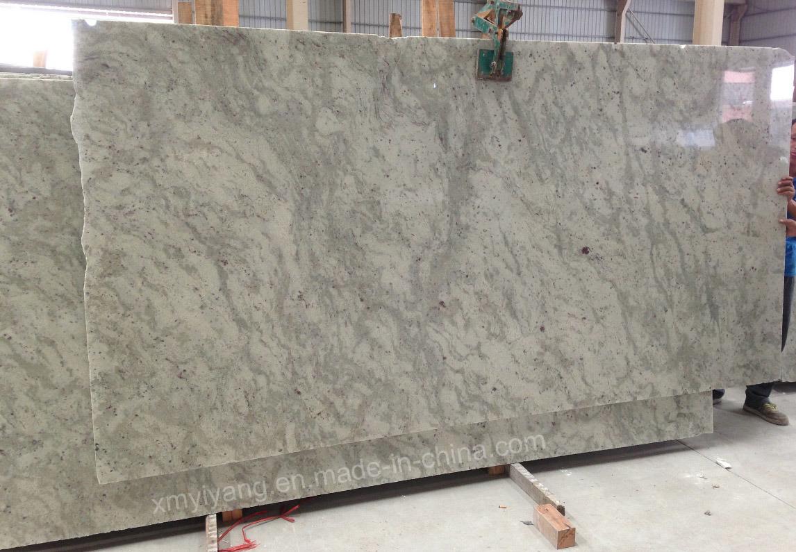 Granito blanco para la losa blanca del granito del for Granito blanco chino
