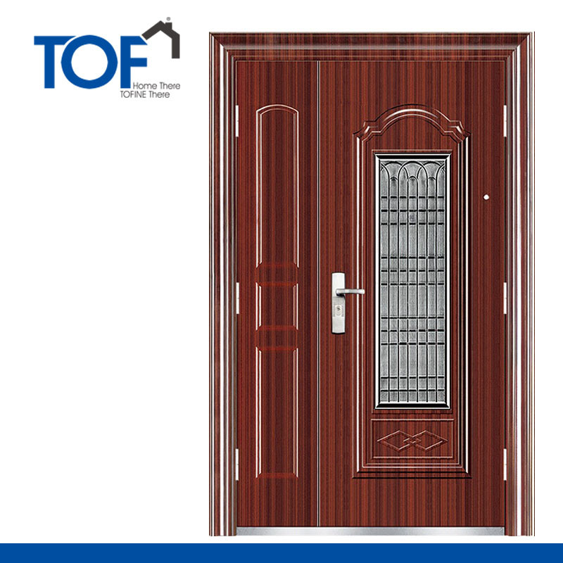 двойные двери металлические внутренние