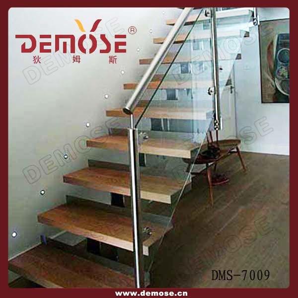 Acero madera escaleras dise o dms 7009 acero madera - Escaleras de diseno ...